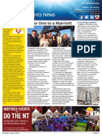 Business Events News for Wed 05 Feb 2014 - Pier One to a Marriott, AIME\'s $250m potential, NZ\'s new conference centres and much more