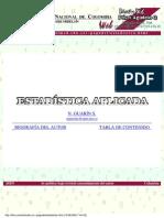 Español-Spanish-Curso de Estadistica Aplicada