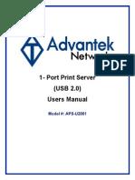 APS-U2001