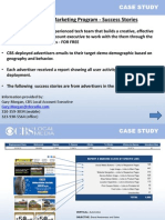 CBS Email Marketing Success Stories - Auto Industry
