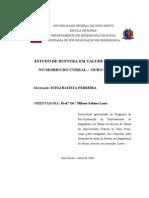 2004 ESTUDO DE RUPTURA EM TALUDE URBANO NO MORRO DO CURRAL – OURO PRETO