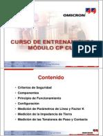 Entrenamiento CP CU1