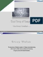 Ghani Glass Presentation