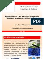 PyMDAGenerator