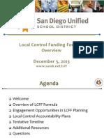 2013-12-05 Local Control Funding Formula presentation - Linda Zintz, SDUSD