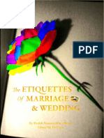 The Etiquettes of Marriage & Wedding