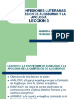 AUGSBURGO.3.CONFESIONES