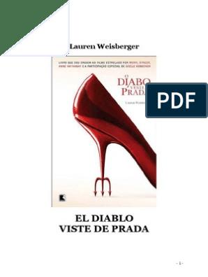 El Y Belleza PradaModa Viste De Diablo L34Rj5A