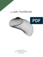 Maple Hand Boken