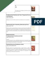 Boletín Bibliografico febrero