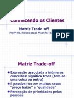 10503 Matriz Trade-Off