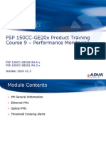 Adva - Training - FSP 150CC-GE20x R4.x Course - 9 - Performance Monitoring