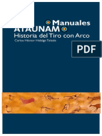 Historia Del Tiro Con Arco C Hidalgo