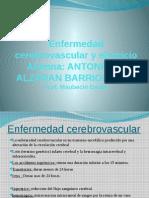 Enfermedad Cerebrovascular y Ejercicio