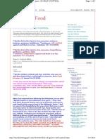 MicFood Blog Fruit of the Spirit -(9) SELF-CONTROL