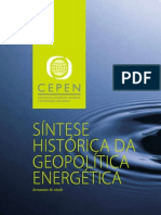 CEPEN - Geopolitica Energética