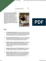 Cómo responder a una evaluación de desempeño laboral - wikiHow