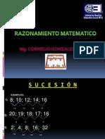 temas razonamiento matematico