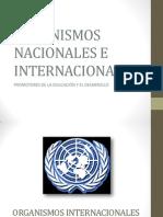 ORGANISMOS NACIONALES E INTERNACIONALES.pptx