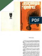 La Psicologia en El Ajedrez - N. Krogius