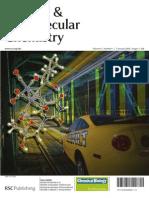 Organic Biomolecular chemistry 2008,6,73-80