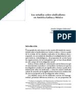 estudios sobre sindicalismo en AL y México (1)
