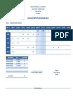 Jadual Waktu 2014