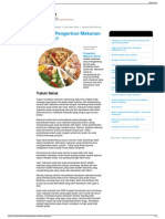 Apa Sih Pengertian Makanan Sehat Itu - ANNEAHIRA.com