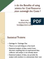 Geostatistics Cb