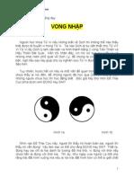 Hoang Quy Son - Tu Vi Nhap Mon