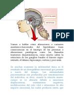 Psicosomaticos y El Sis. Endocrino