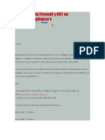 Configurando Firewall y NAT en Untangle