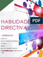 Proyecto Final Habilidades Directivas