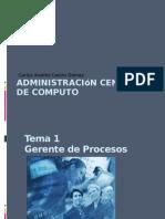 Administración centros de computo ANDRÉS CASTRO