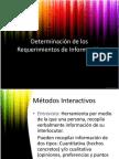 Dia 7 - Metodos Interactivos para la Obtención de Información (Entrevista, cuestionario)