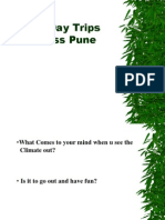 One Day Trips Across Pune