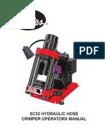 Manual Sc32.PDF Prenza Hidraulica Gates