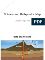 Volcano and Bathymetric Map
