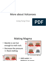 More About Volcanoes