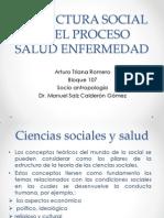Estructura Social en El Proceso Salud Enfermedad