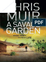 February Free Chapter - A Savage Garden by Chris Muir