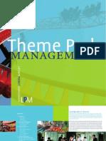 NHTV Theme Park Management Brochure