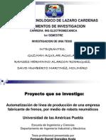 tesis - Automatizacion de linea de producción.ppt