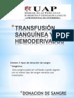 transfusinsanguneayhemoderivados-111008134214-phpapp01