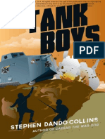 February Free Chapter - Tank Boys by Stephen Dando-Collins