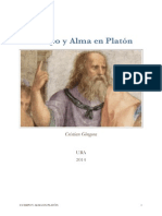 Alma en Platon