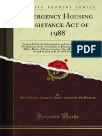 Emergency Housing Assistance Act of 1988 1000761378