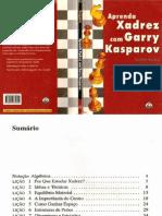 Aprenda Xadrez Com Garry Kasparov