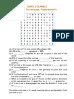 Unit 8 - Word Scramble (Proportionality).pdf