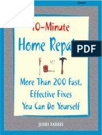 10-Minute Home Repairs More Than 200 Fast Effective Fixes You Can Do Yourself